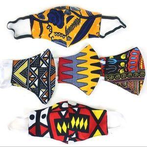 Ghanaian Ear-Loop Mask